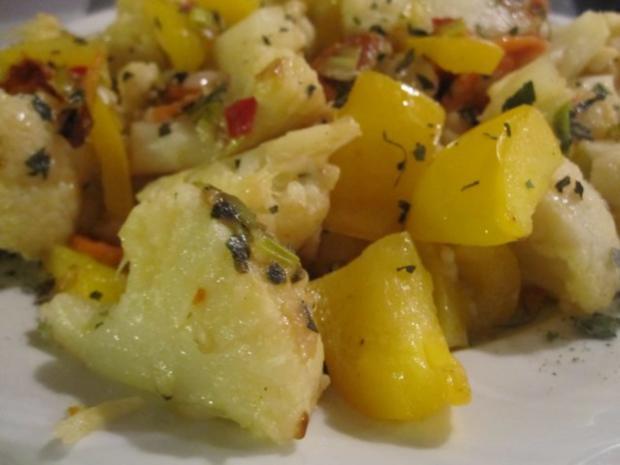 """Gemüse: Blumenkohl-Gemüse-""""Fantasie"""" - Rezept - Bild Nr. 2"""