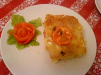 Zwergi's Torta di Patate - Rezept