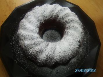 Nutellakuchen mit Marmelade - Rezept