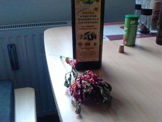 Olio Diavolo Due die getrocknete Variante - Rezept - Bild Nr. 4