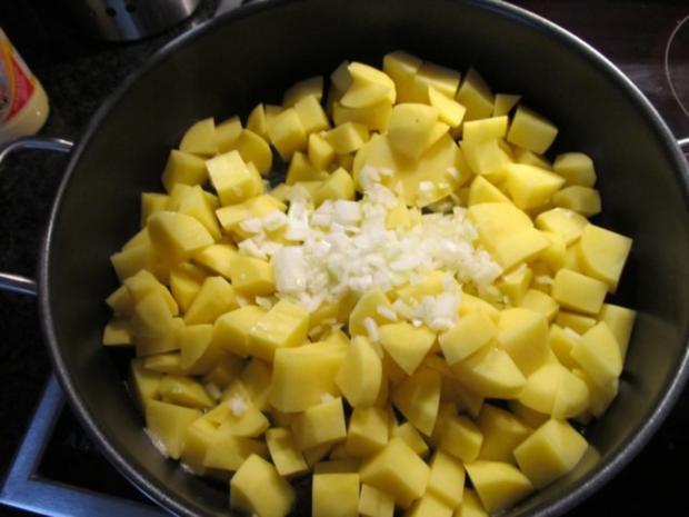 Kartoffel-Würstchen-Ragout - Rezept - Bild Nr. 2