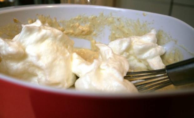 Apfel-Joghurt-Waffeln - Rezept - Bild Nr. 5