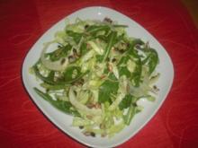 Spitzkohl-Fenchelsalat - Rezept