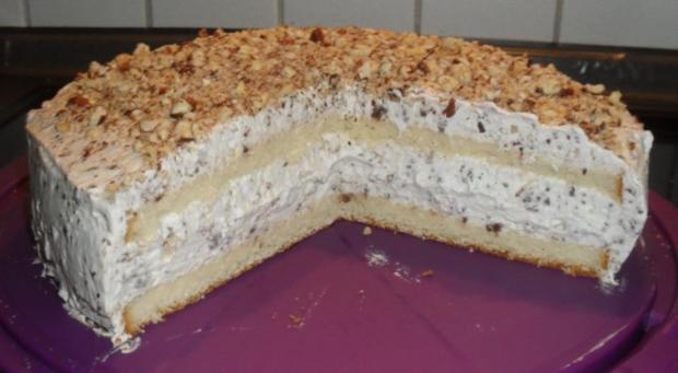 Rocher-Kuchen - Rezept - Bild Nr. 3