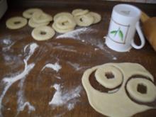 Sahne-Quark-Donuts  - für die Schleckermäuler unter meinen Kochfreunden - Rezept