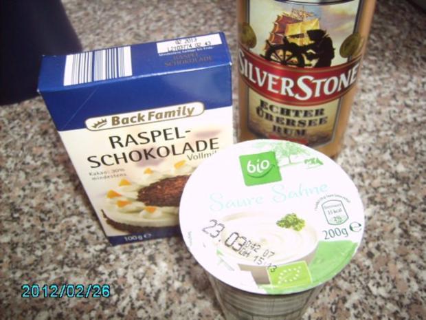 Mein Schokoladenkuchen - Rezept - Bild Nr. 3