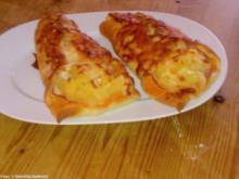 "Pizzataschen ""Hawaii"" - Rezept"