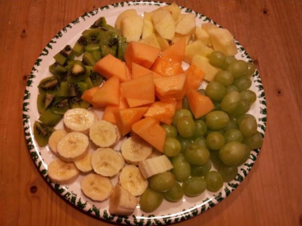 Obstteller - Rezept - Bild Nr. 2