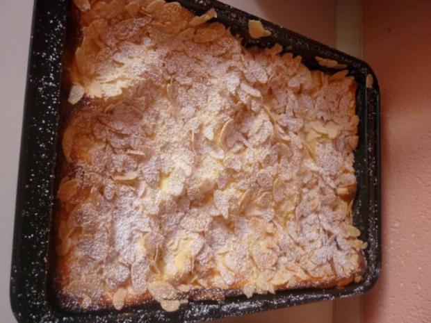 Kirsch-Lasange mit Quark - Rezept