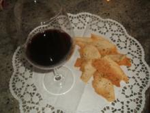 Pikantes Backen: Knabberei zum Wein - Rezept