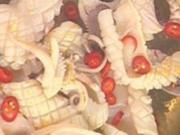 Rauten-Calamari - Rezept
