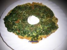 Kochen: Spinat-Omelett - Rezept
