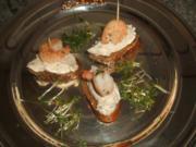 Fisch: Garnelencreme - Rezept - Bild Nr. 3