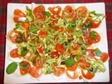 Tomate Mozzarella - Rezept