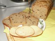 Paese di pane Toscana (Landbrot Toskana) - Rezept