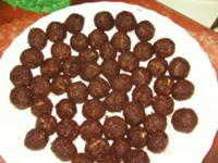 Kokos-Dattel-Konfekt - Rezept