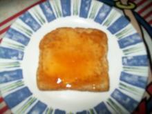 Irenes Orangen- Zitronen- Ingwer- Gelee - Rezept