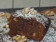 Hermann - Brownies - Rezept