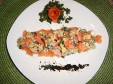 Lachs-Kartoffel-Salat - Rezept
