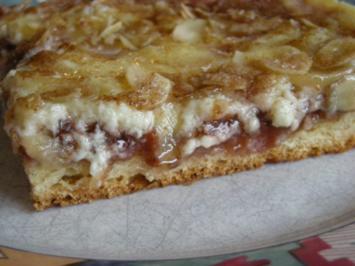 Pflaumen Hefe Kuchen - Rezept