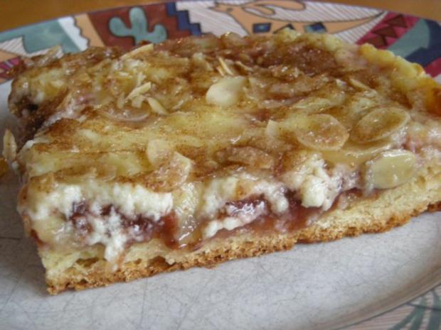 Pflaumen Hefe Kuchen - Rezept - Bild Nr. 8