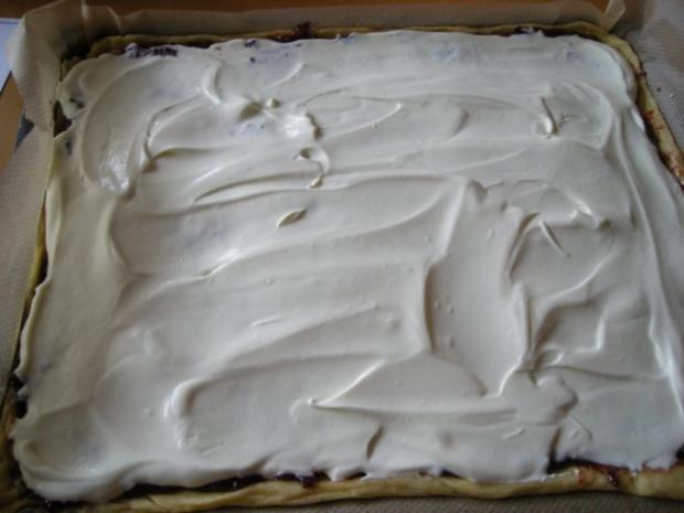 Pflaumen Hefe Kuchen - Rezept - Bild Nr. 4