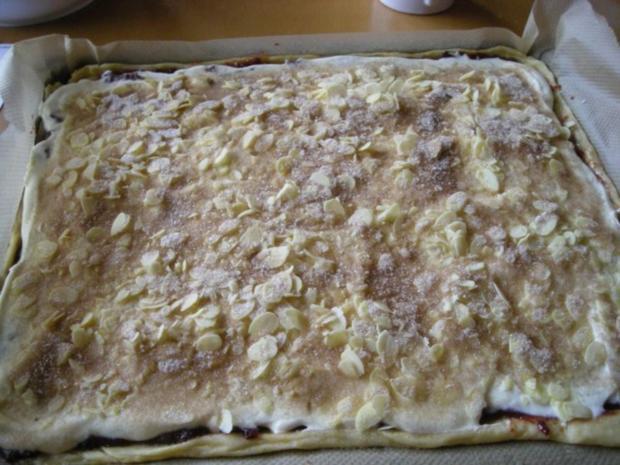 Pflaumen Hefe Kuchen - Rezept - Bild Nr. 6