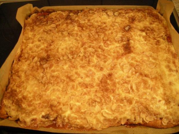 Pflaumen Hefe Kuchen - Rezept - Bild Nr. 9