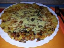 Omelett á la Dieter Neumaier - Rezept