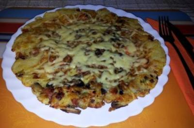 Rezept: Omelett á la Dieter Neumaier