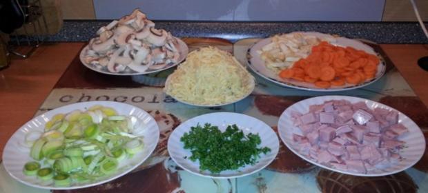 Omelett á la Dieter Neumaier - Rezept - Bild Nr. 2