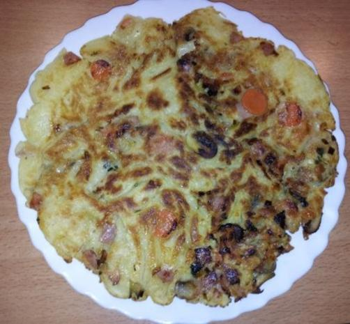 Omelett á la Dieter Neumaier - Rezept - Bild Nr. 13