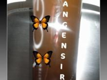 BiNe` S ORANGENSIRUP - Rezept