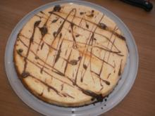 Schokoladiger Käsekuchen - Rezept