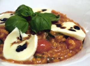 Tomaten-Risotto - Rezept