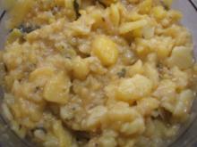 Salate: Fränkischer Kartoffelsalat - Rezept