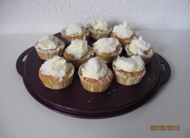 Rafaello Cupcakes - Rezept