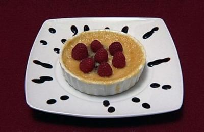 Rezept: Crème brûlée (Liliana Matthäus)
