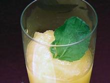 Beschwipste Mango (Verena Wriedt) - Rezept