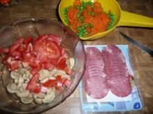 Reis-Salat nach Ginas Rezept - Rezept