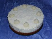 Kokos-Ananas Torte - Rezept