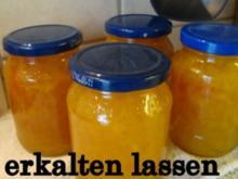 Orangen-Grapefruit-Ingwer Marmelade - Rezept