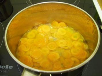 schnelles Karottengemüse - Rezept