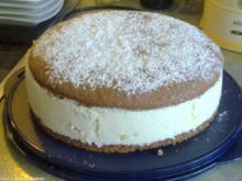 Orangen-Käsesahne-Torte - Rezept