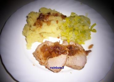 Kochen: Schweinebraten aus dem Backofen II - Rezept