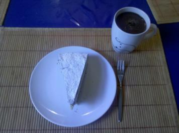 Kuchen: Schoko-Mandelkuchen â la Gudrun - Rezept