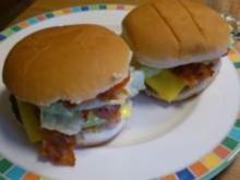 Countryburger - Rezept