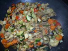 Bruschetta mit allerlei Gemüse - Rezept