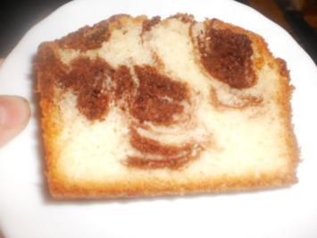 Rezept: Joghurt-Marmorkuchen mit Kakao