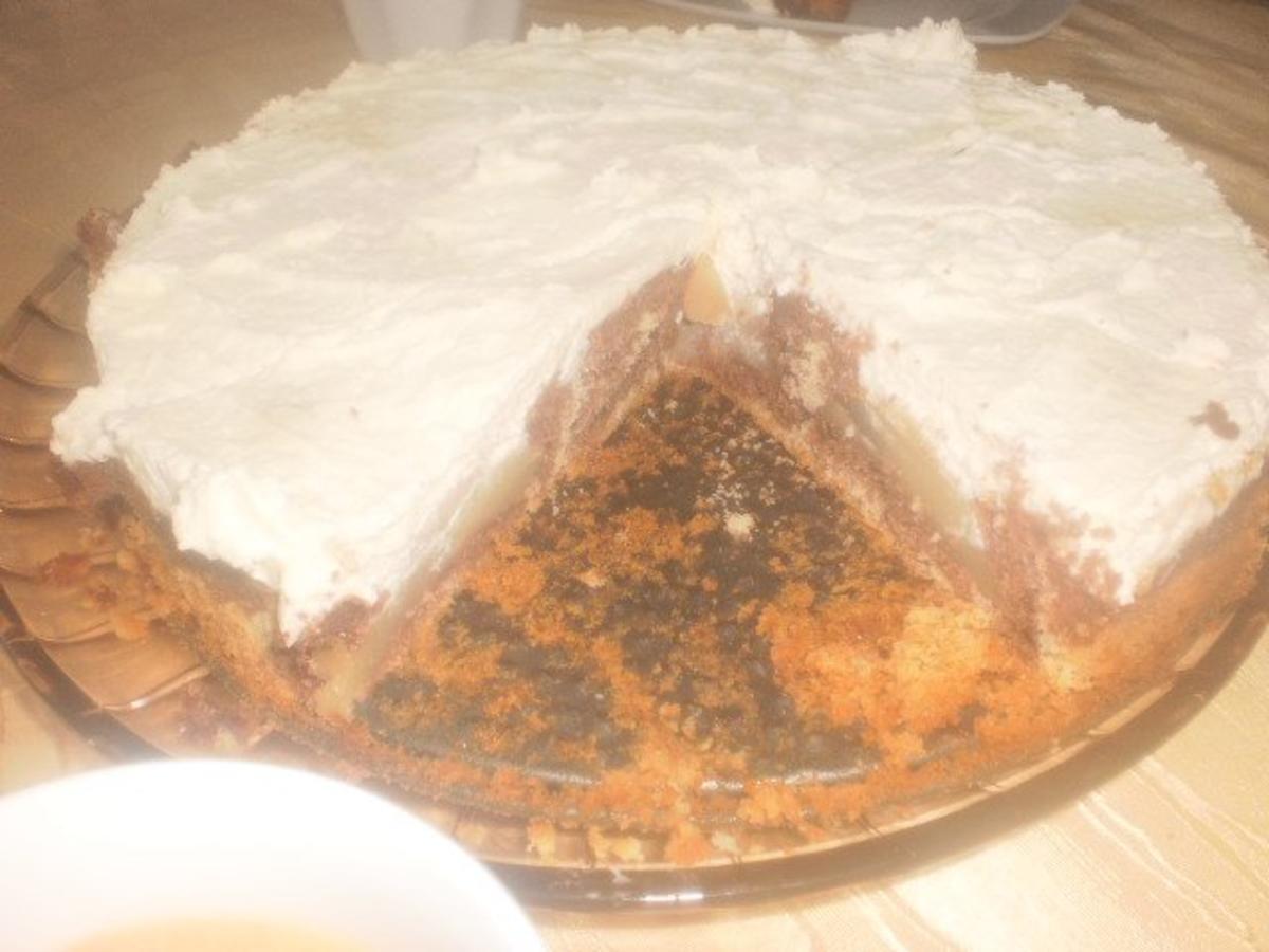 Marmorkuchen mit Schmand - Rezept Eingereicht von gabi-63